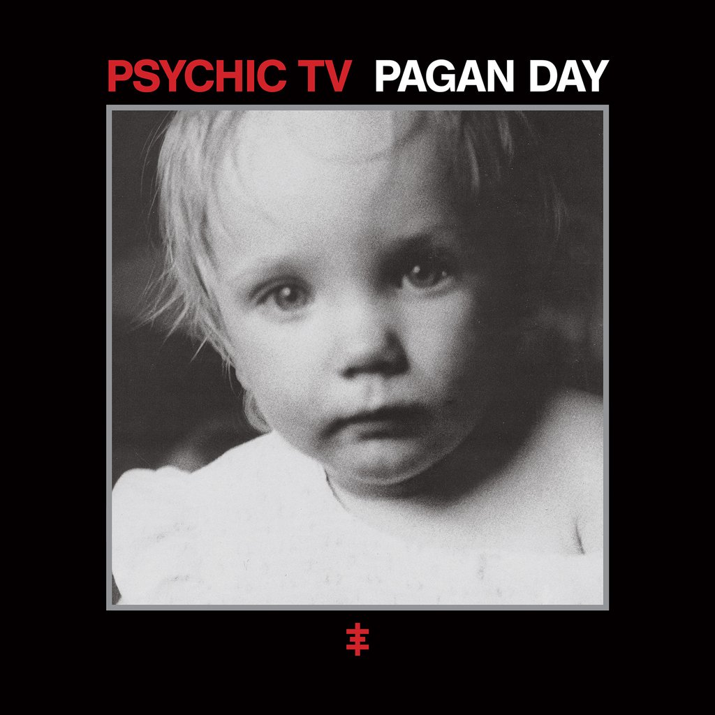 Psychic TV - Pagan Day LP
